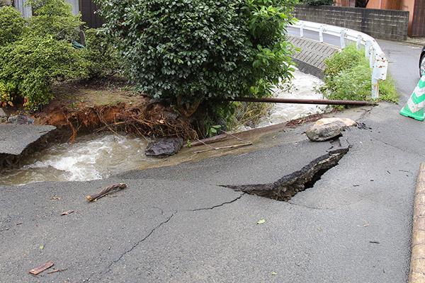 福岡県久留米市 令和元年8月豪雨 災害支援