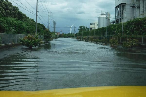 茨城県神栖市 令和元年台風15号 災害支援